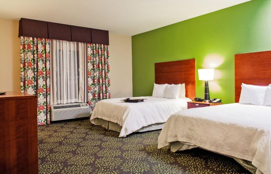 Zimmer Hampton Inn - Suites Harlingen