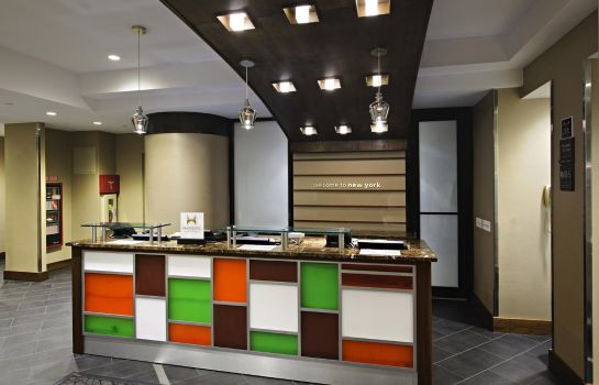 Hotelhal Hampton Inn Manhattan-Chelsea