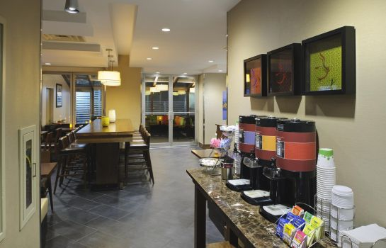 Restaurante Hampton Inn Manhattan-Chelsea