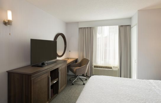 Zimmer Hampton Inn Manhattan-Chelsea