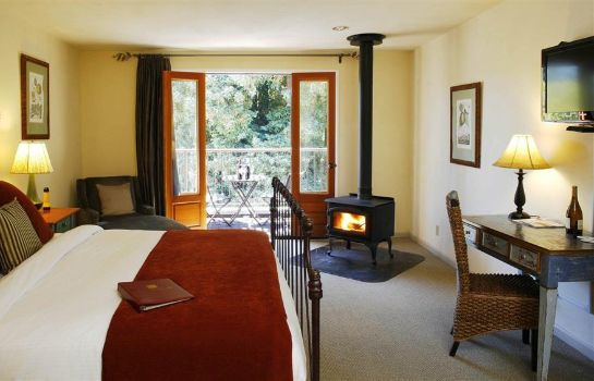Kamers MILL VALLEY INN  MARIN COUNTY