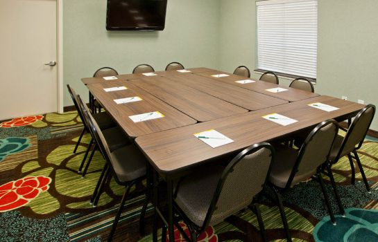 Conference room Knights Inn Columbus