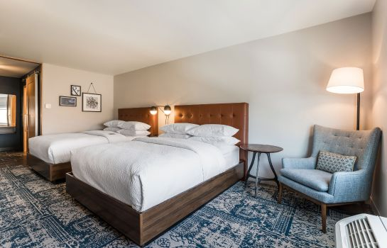 Chambre Four Points by Sheraton Elkhart