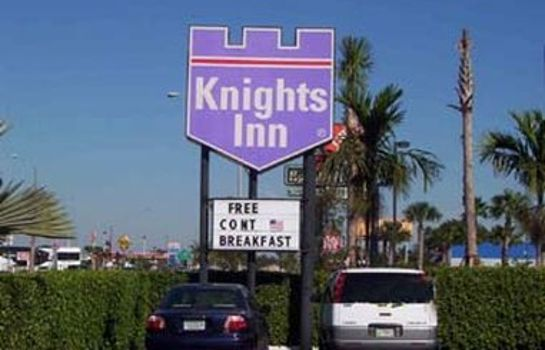 Vista exterior KNIGHTS INN FLORIDA CITY FL
