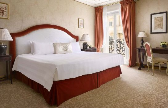 Single room (superior) Monte Carlo Hotel Metropole