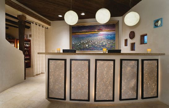 Reception El Monte Sagrado Living Resort & Spa