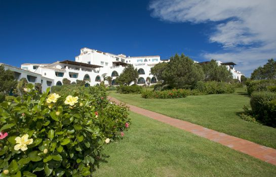 Außenansicht Hotel Romazzino a Luxury Collection Hotel Costa Smeralda