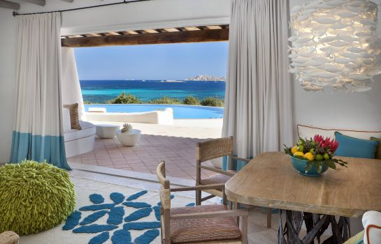 Hotelhalle Hotel Romazzino a Luxury Collection Hotel Costa Smeralda