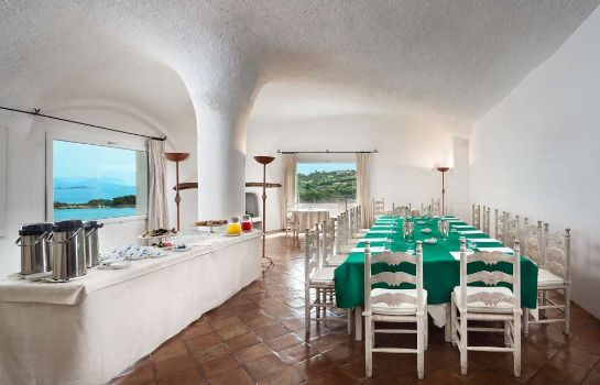 Tagungsraum Hotel Romazzino a Luxury Collection Hotel Costa Smeralda