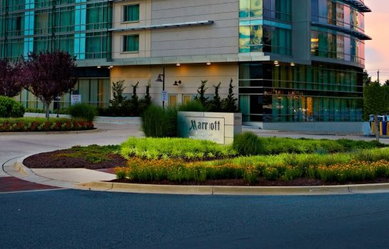 Außenansicht Bethesda North Marriott Hotel & Conference Center
