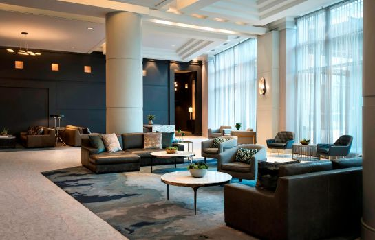 Hotelhalle Bethesda North Marriott Hotel & Conference Center