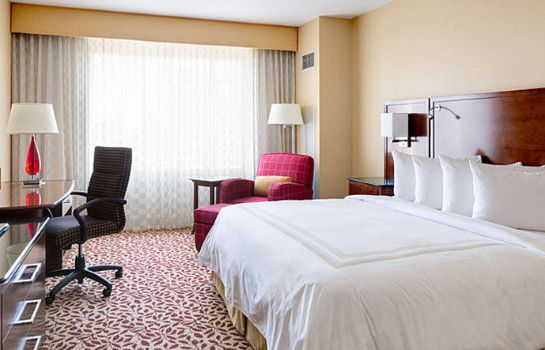 Zimmer Bethesda North Marriott Hotel & Conference Center