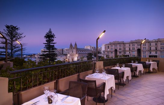 Restaurant Le Meridien St. Julians Hotel & Spa