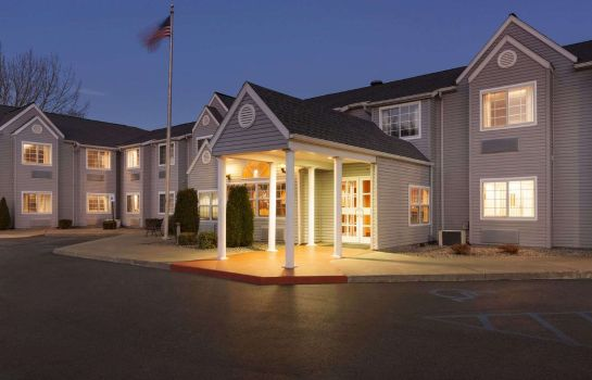 Exterior view MICROTEL INN BY WYNDHAM ALBANY