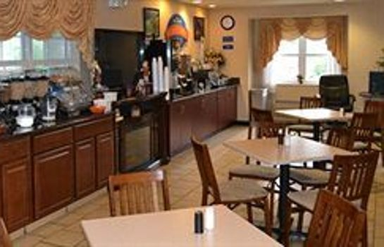 Sala colazione Owens  Downtown Toledo BridgePointe Inn & Suites By Hollywood Casino
