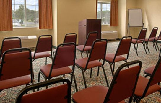 Sala de reuniones Owens College  Downtown Toledo BridgePointe Inn & Suites By Hollywood Casino