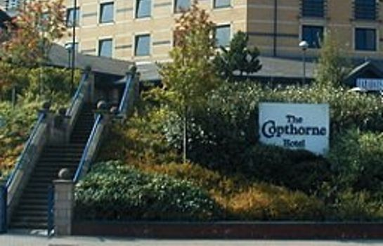 Exterior view Copthorne Merry Hill Dudley