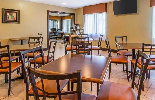 Restaurant Quality Inn Murray University Area