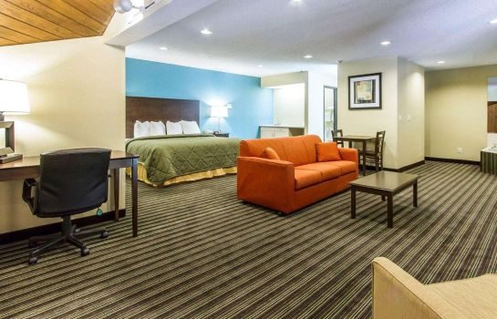 Suite Quality Inn Murray University Area