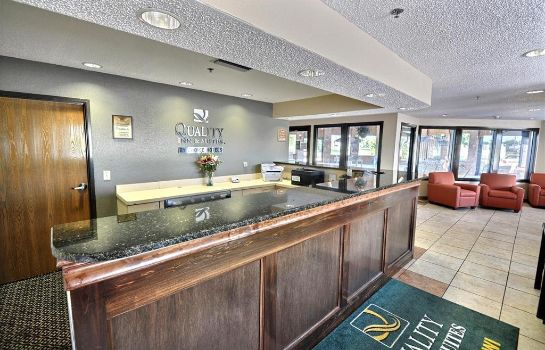 Hotelhal Quality Inn and Suites Kimberly