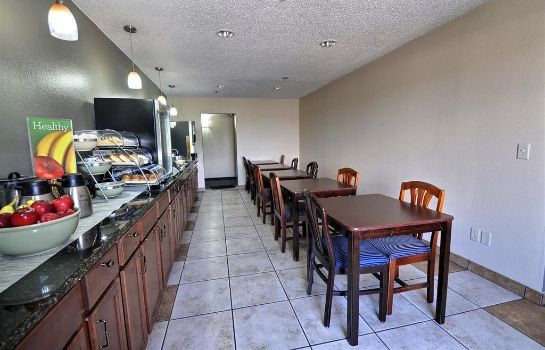 Restaurante Quality Inn & Suites Kimberly