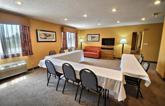 Sala de reuniones Quality Inn & Suites Kimberly