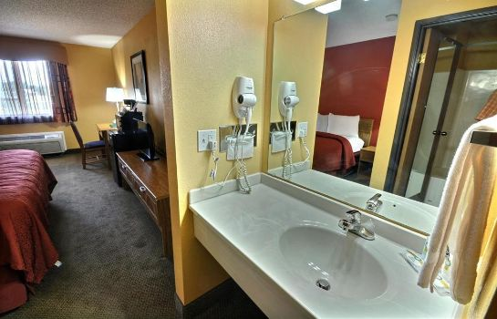 Kamers Quality Inn and Suites Kimberly