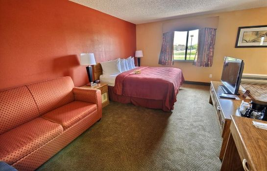 Zimmer Quality Inn & Suites Kimberly