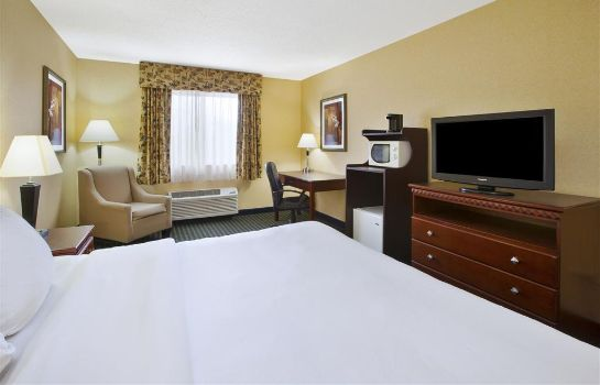 Chambre Quality Inn Marshall