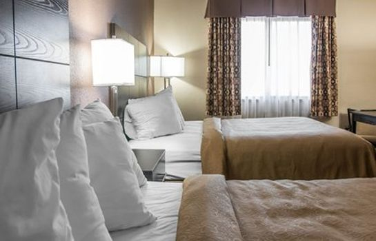 Chambre Quality Inn Grand Rapids