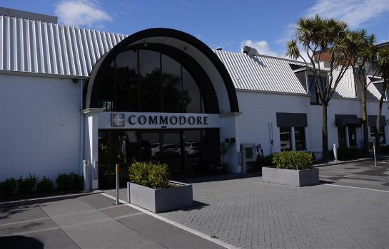 Exterior view Commodore Airport Hotel