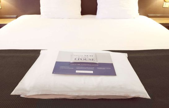 Double room (superior) Kyriad Chantilly