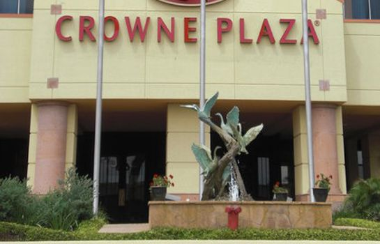 Buitenaanzicht Crowne Plaza HOUSTON NEAR RELIANT - MEDICAL