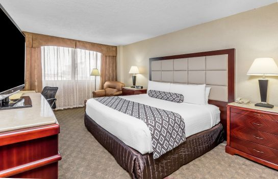Kamers Crowne Plaza HOUSTON NEAR RELIANT - MEDICAL