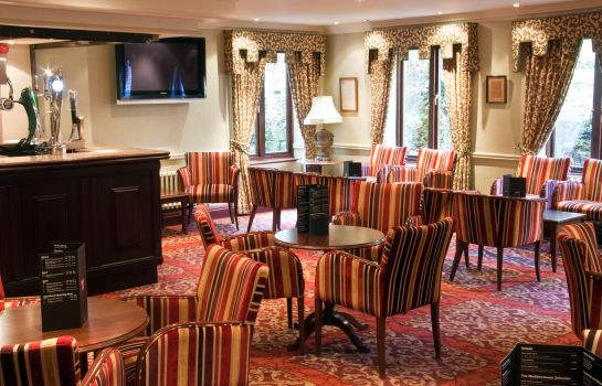 Bar del hotel Redworth Hall