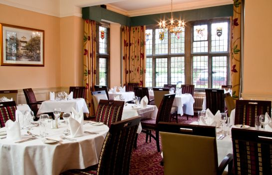 Restaurant Redworth Hall