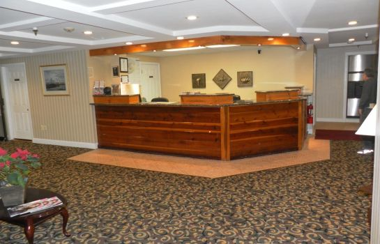 Hol hotelowy Ambassador Inn and Suites