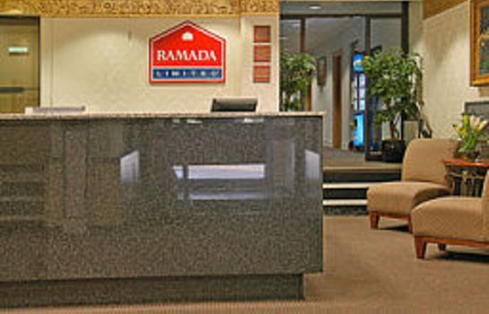 Exterior view Ramada by Wyndham Jersey City