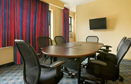 Conference room Ramada by Wyndham Jersey City