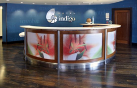 Vestíbulo del hotel Holiday Inn Express INDIANAPOLIS - FISHERS
