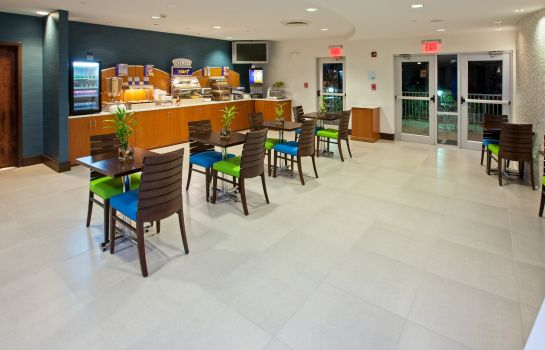 Restauracja Holiday Inn Express INDIANAPOLIS - FISHERS