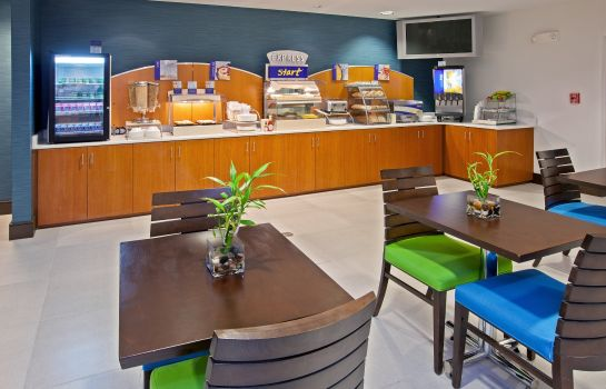 Restaurant Holiday Inn Express INDIANAPOLIS - FISHERS
