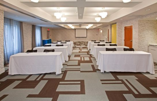 Sala de reuniones Holiday Inn Express INDIANAPOLIS - FISHERS