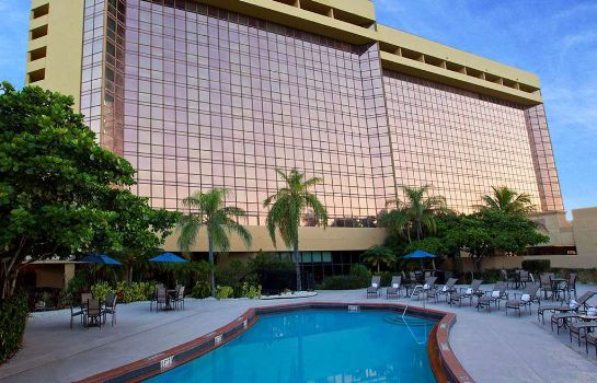 Außenansicht DoubleTree by Hilton Miami Airport - Convention Center