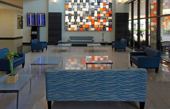 Lobby DoubleTree by Hilton Miami Airport - Convention Center