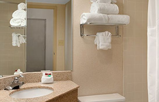 Zimmer RAMADA PLAZA GRAND RAPIDS