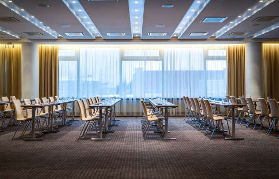 Conference room RADISSON BLU SAGA HOTEL REK