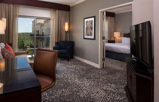 Zimmer Hilton San Antonio Hill Country