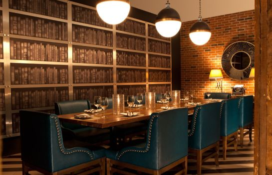 Restaurant The Commons Hotel