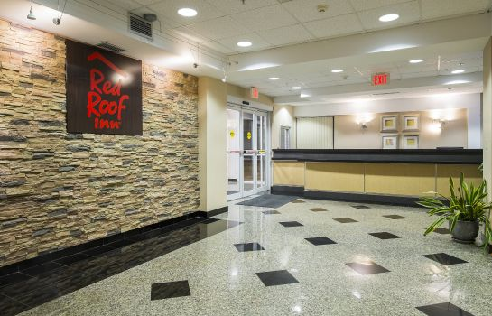 Hol hotelowy RED ROOF INN & SUITES BELLMAWR